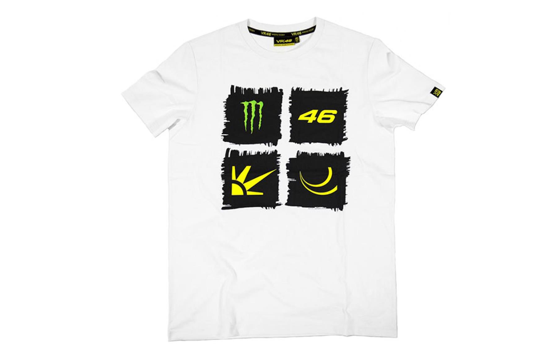 A Rossi shirt could cause a riot in a Marquez household