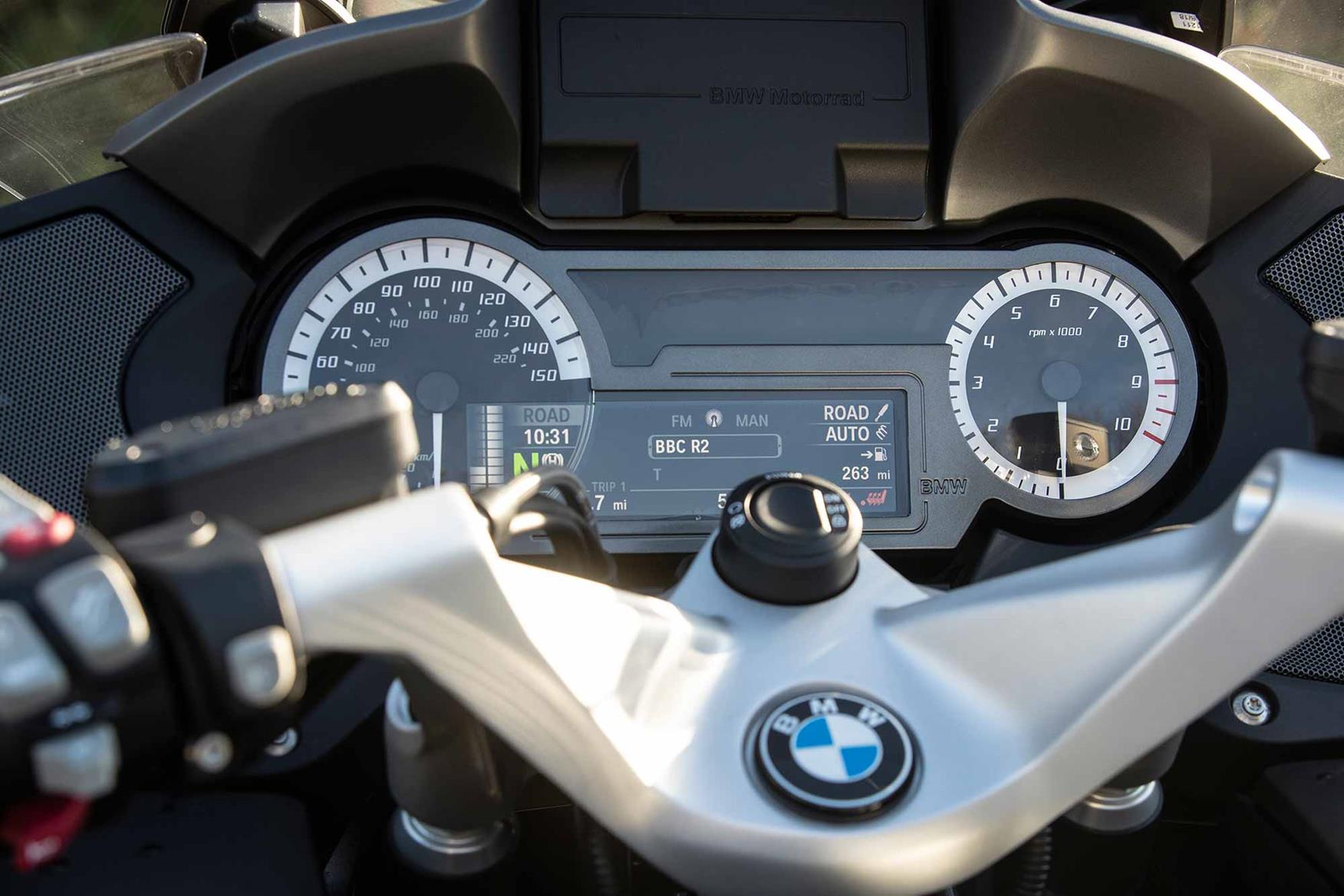Electric Bikes For Sale >> BMW R1250RT (2019-on) Review