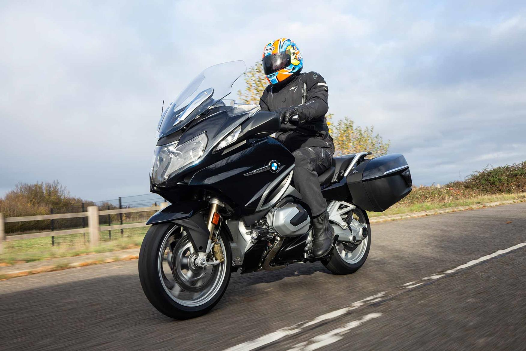 The 2019-on BMW R1250RT