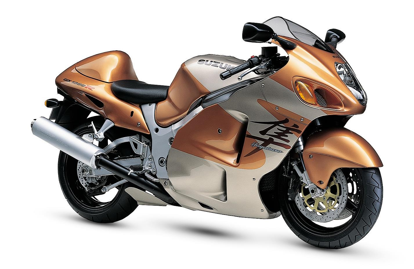 First generation Suzuki Hayabusa