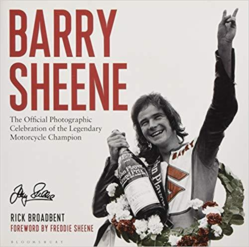 Barry Sheene book