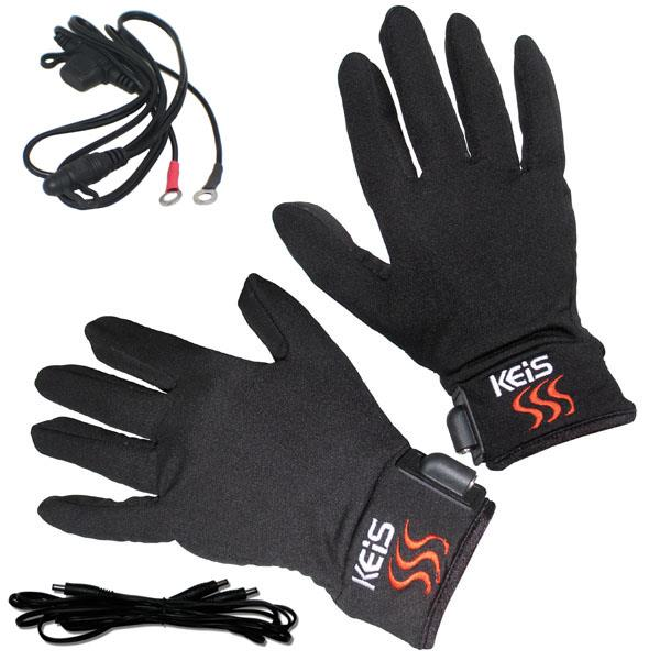 Keis inner heated gloves