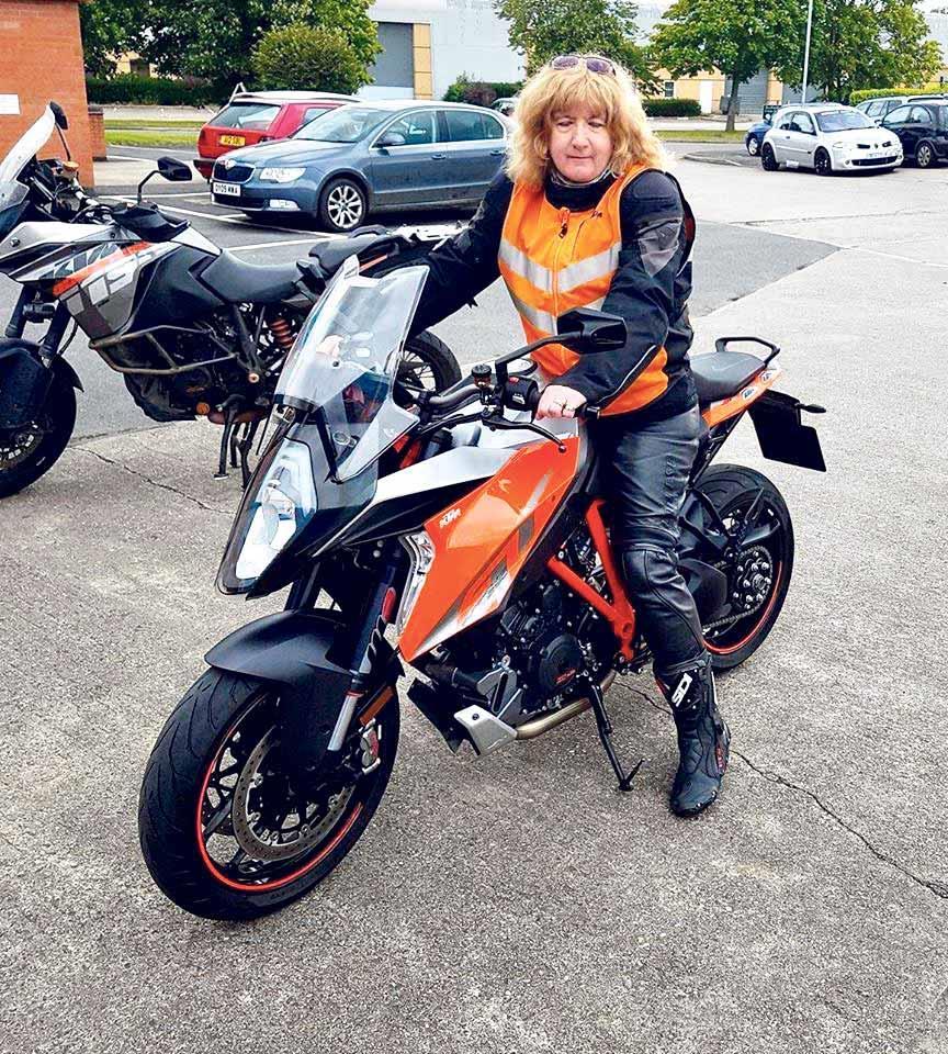 R5K member Paula Holmes