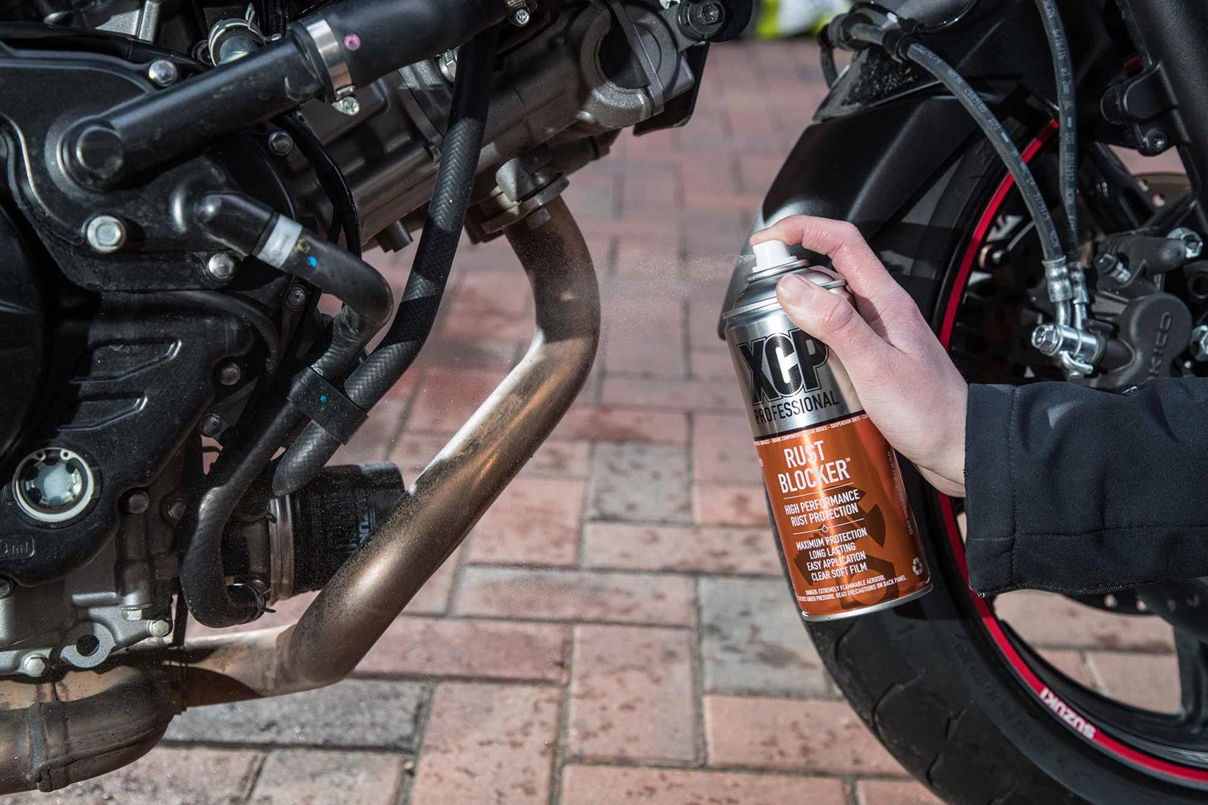XCP is another anti-corrosion spray