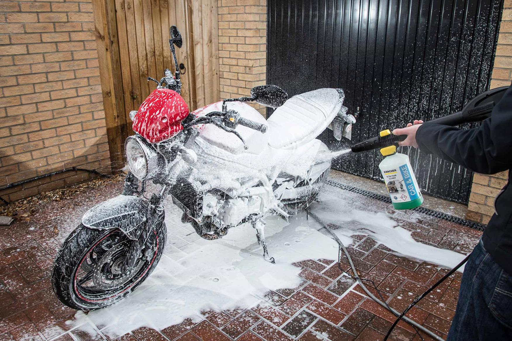 Protect your bike from corrosion with All Year Biker