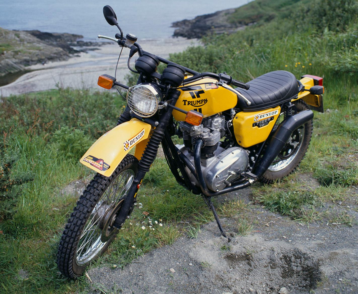 1981 Triumph Tiger Trail