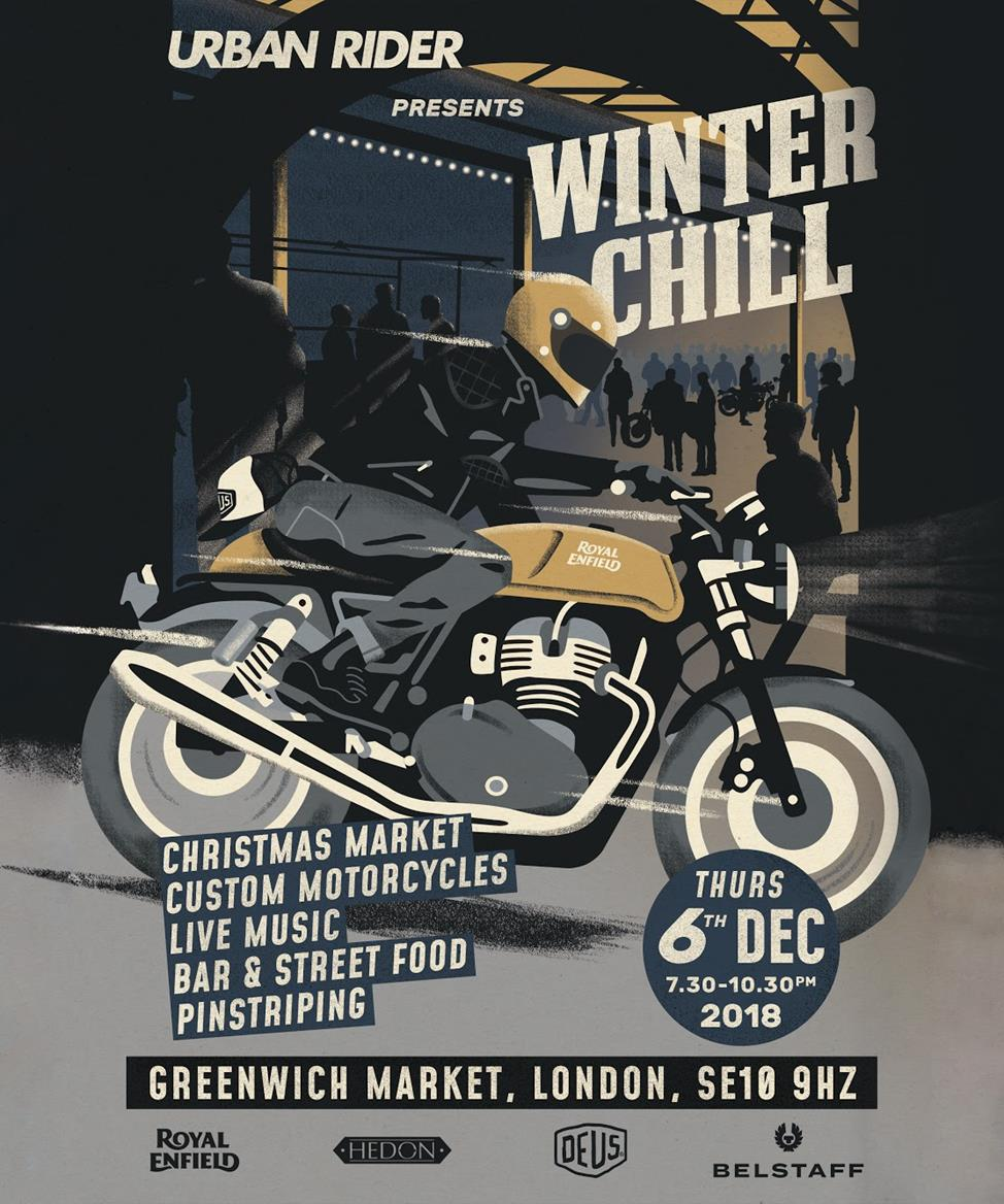 Visit Winter Chill to get you biking thrills this Christmas