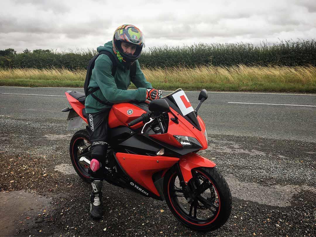 Reader Matt uses his Yamaha on a daily basis