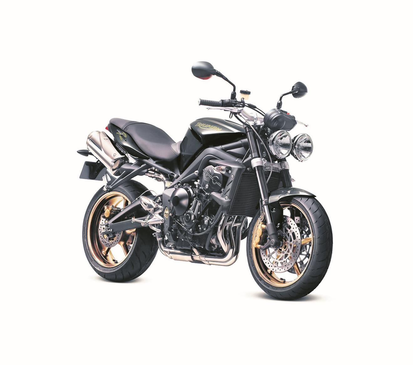 The Triumph Street Triple R