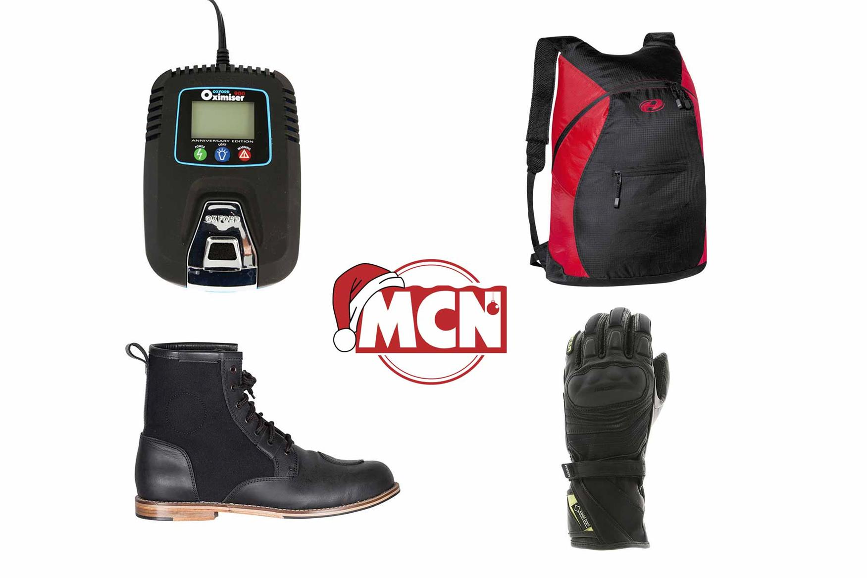 Top Christmas gift bargains available on the MCN Shop | MCN