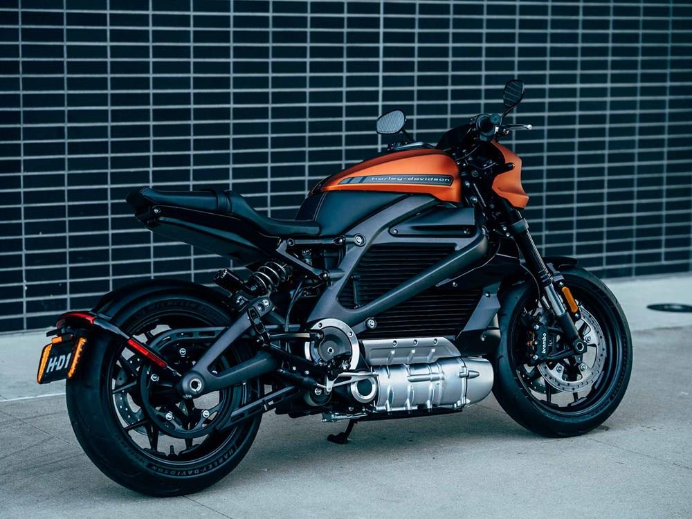 The Harley-Davidson LiveWire marks a change in the Harley ethos