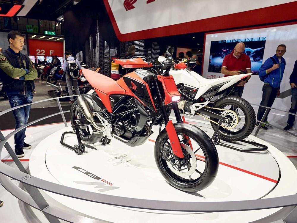 Honda CB125 concepts