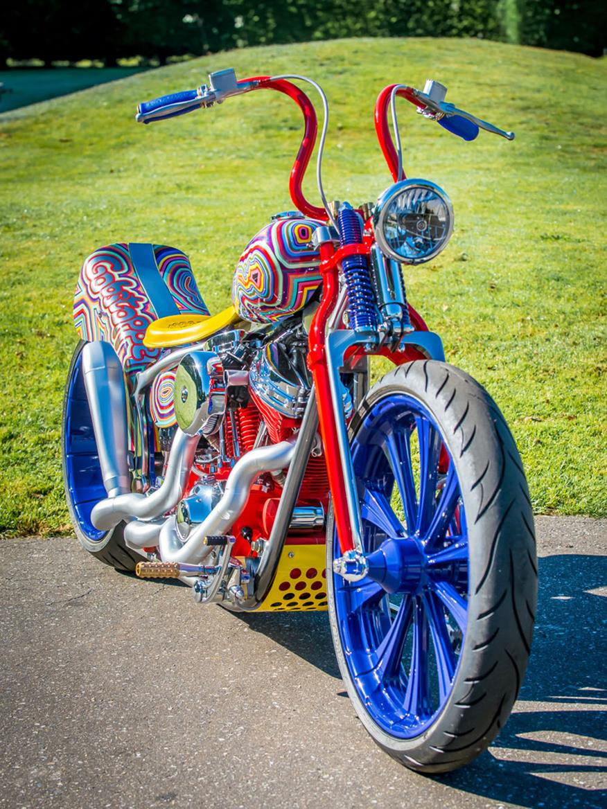 Shaw Harley-Davidson Gobstopper