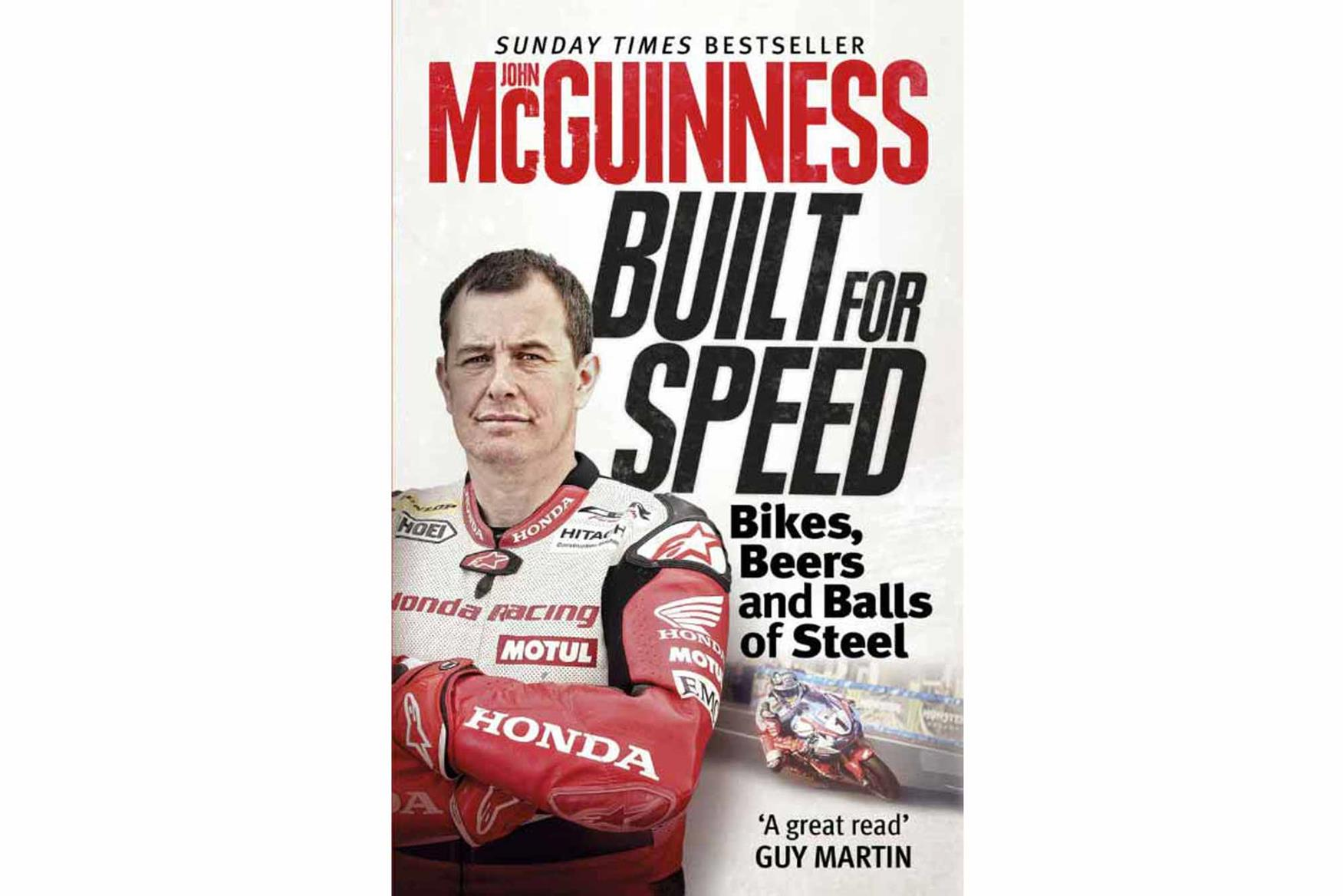 John McGuinness Built for Speed