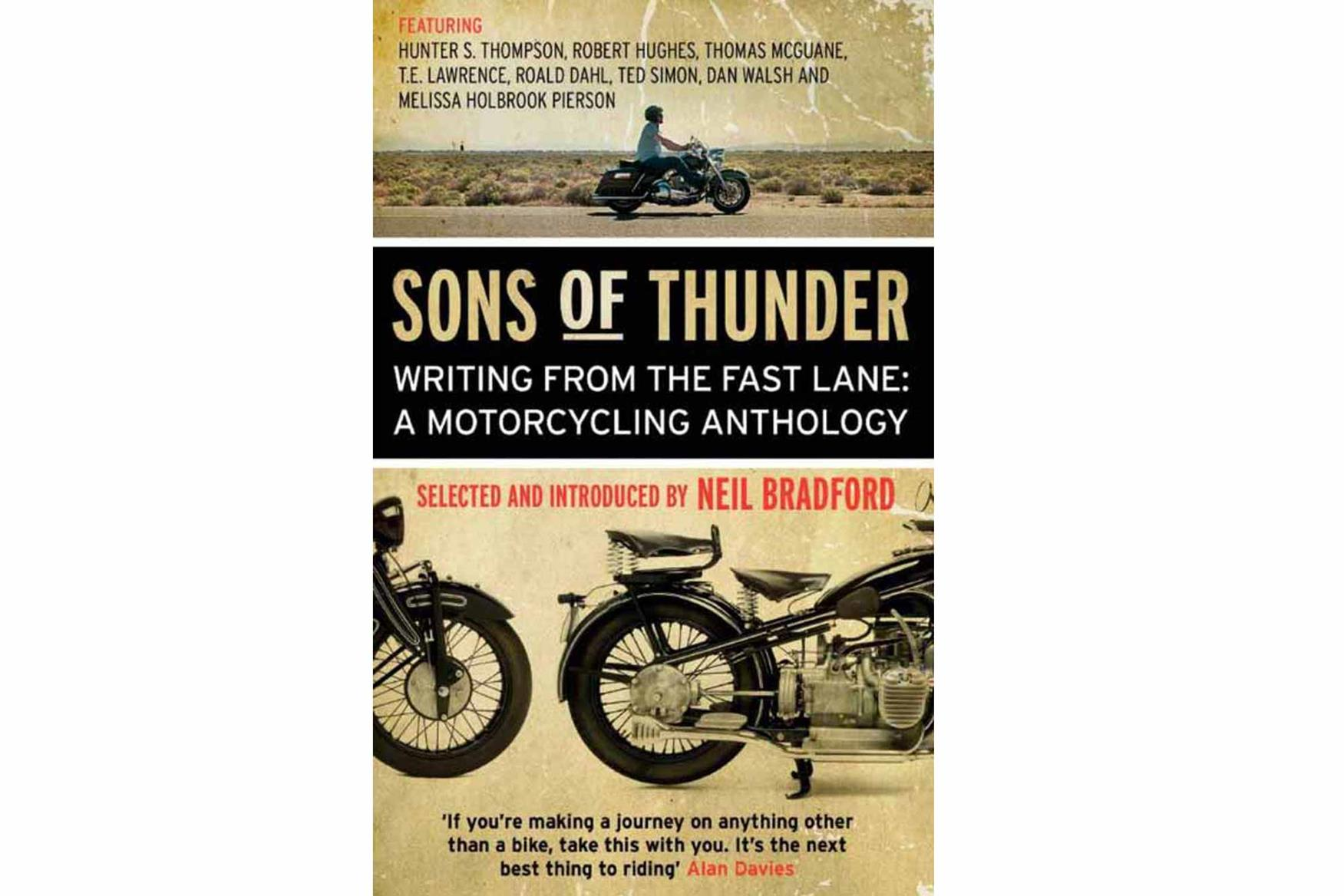 Sons of Thunder: A Motorcycling Anthology