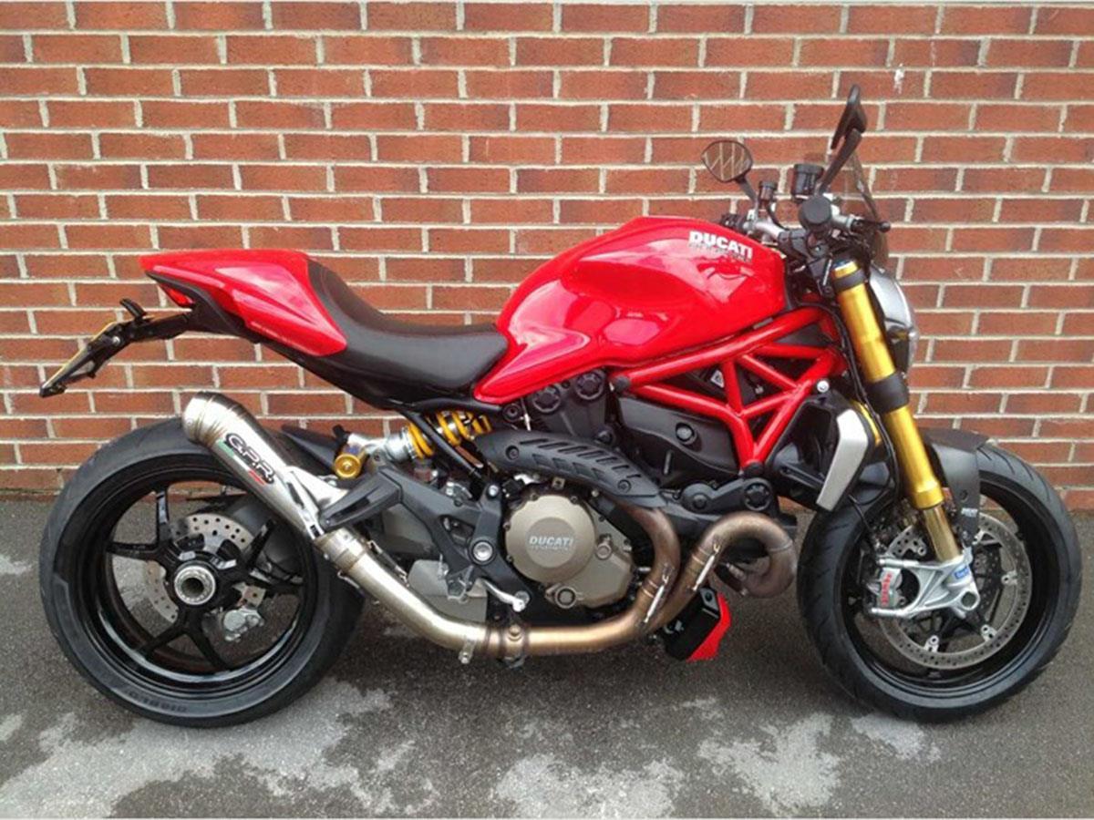 Ducati Monster 797 for sale