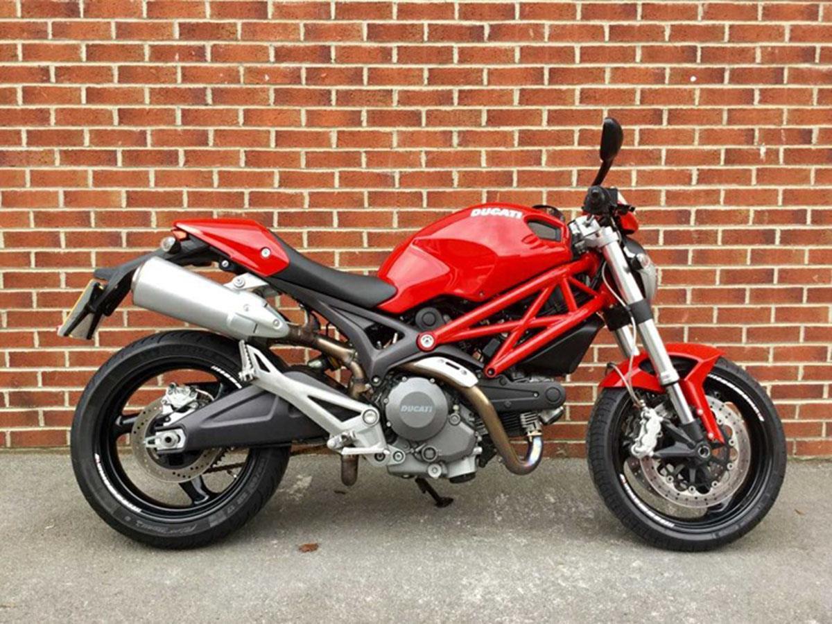 Ducati Monster 696 for sale