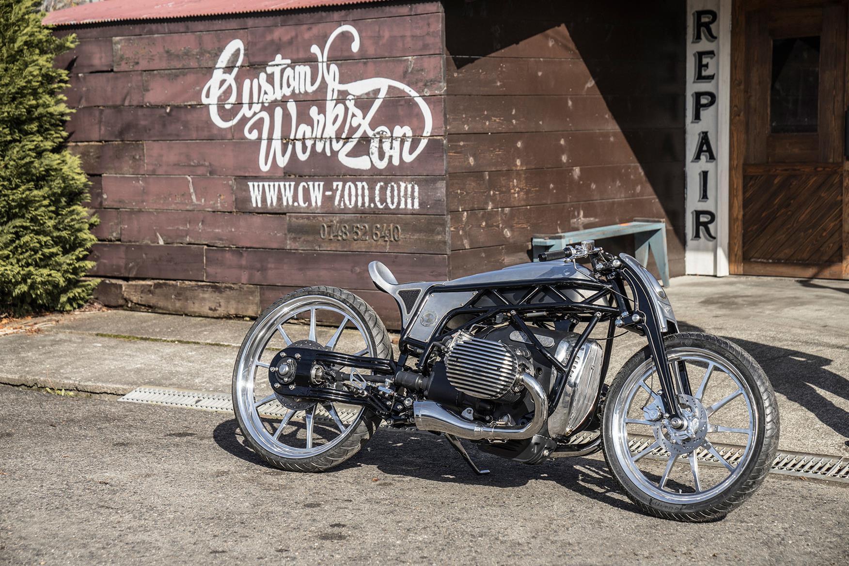 Custom Works Zon BMW