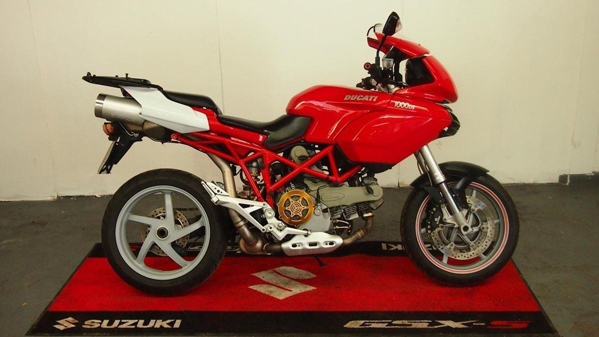 Ducati Multistrada 1000DS for sale