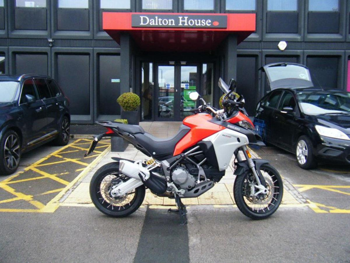 Ducati Multistrada 1200 Enduro for sale