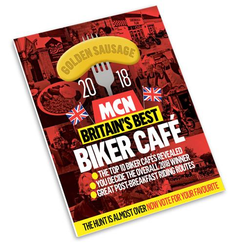 Vote for Britain's Best Biking Cafe of 2018