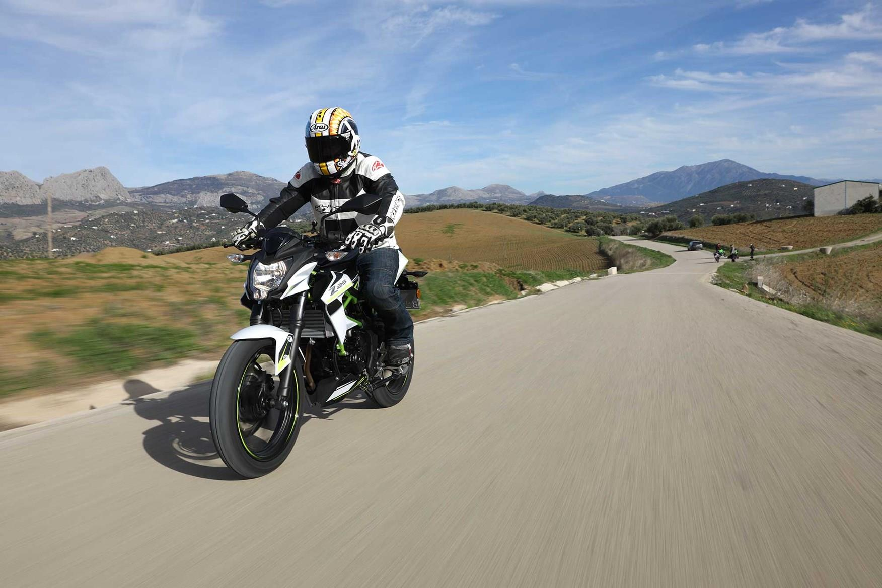 The Kawasaki Z125 is the latest bike to arrive in this range