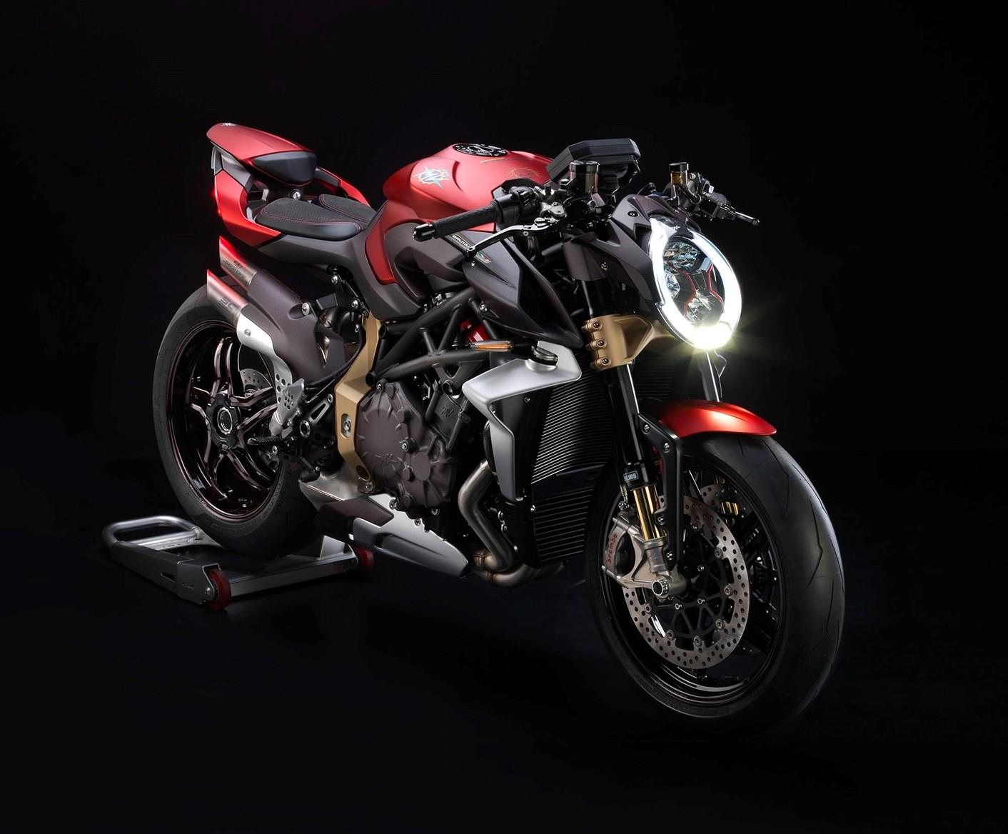 RJ reckons an MV Agusta could find a place in his garage if he could trust a dealer