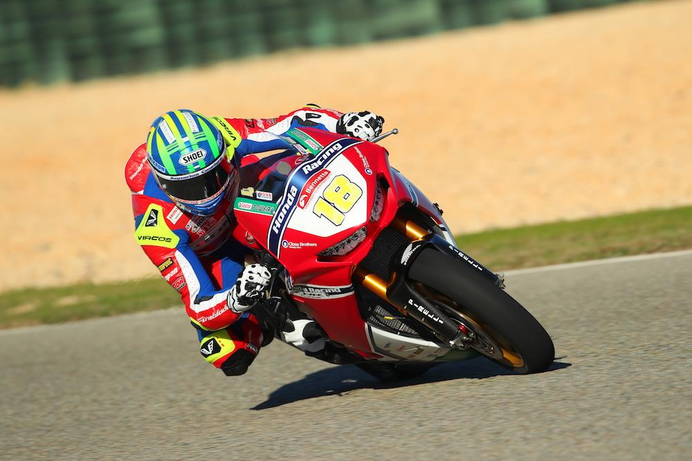 Bennetts Motorbike Insurance >> BSB: Irwin confident after first Honda outing