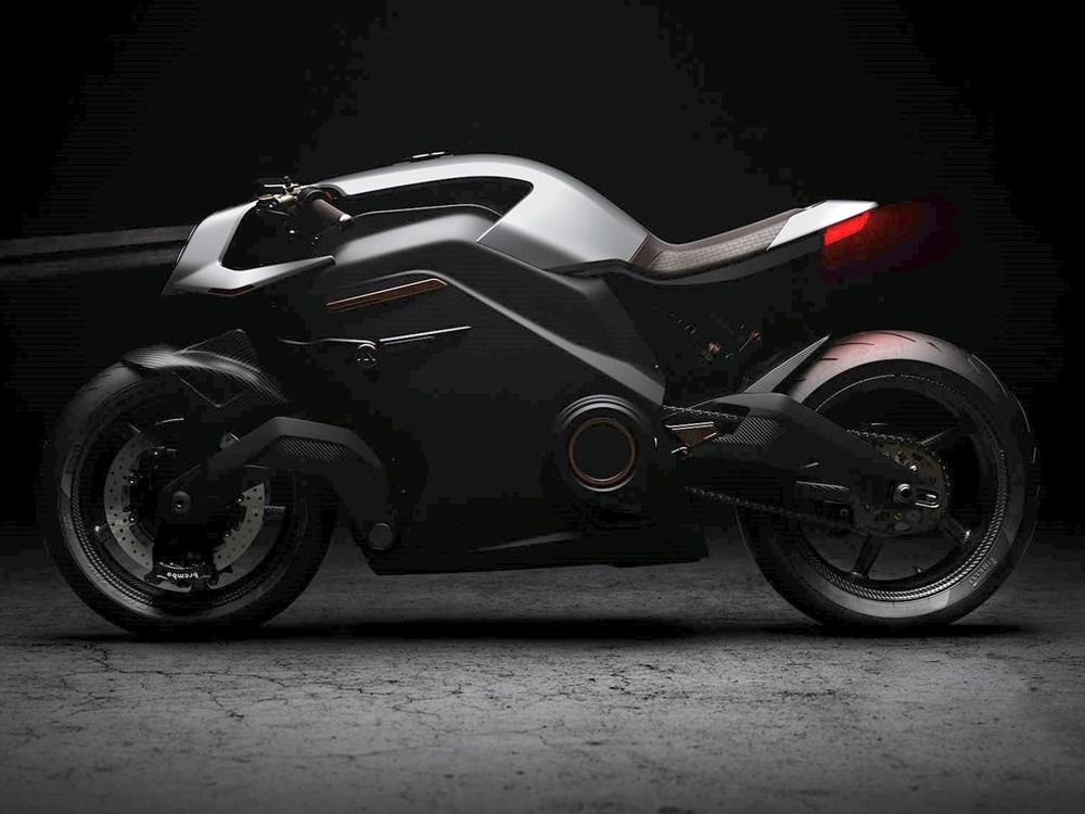 The Arc Vector could change the electric bike class