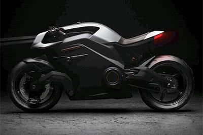 Arc Vector electric motorbike