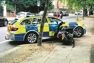New Met Police tactic