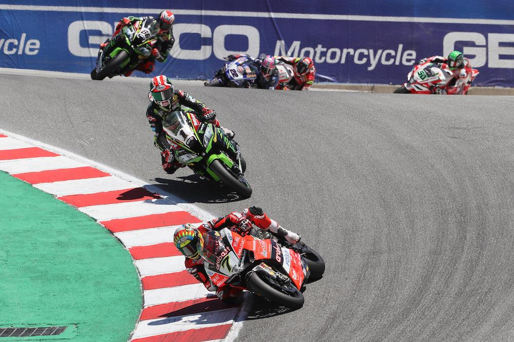 WSB: Laguna returns to calendar for 2019, no Kyalami