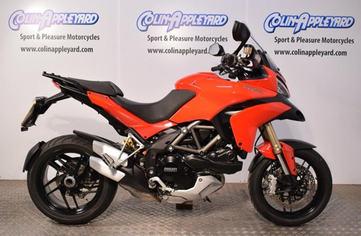 Ducati Multistrada 1200 for sale