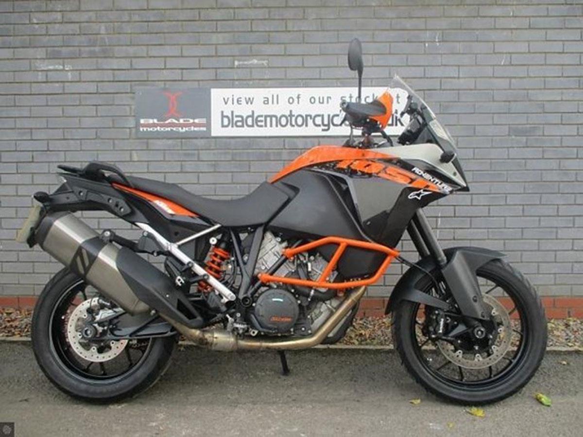 KTM Adventure for sale