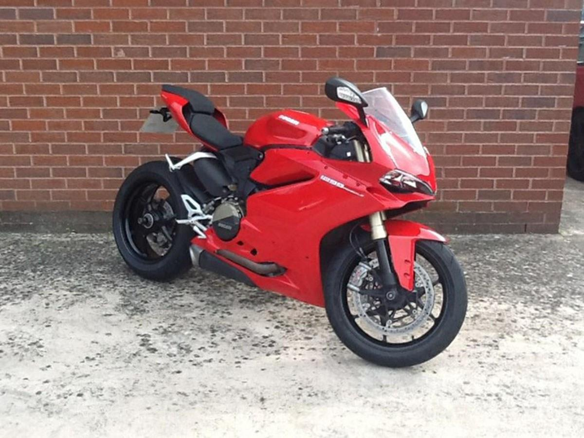 Ducati 1299 Panigale for sale