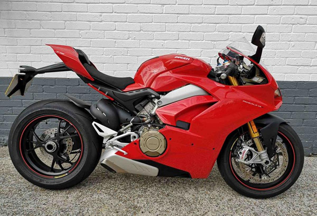 Ducati Panigale V4 S for sale