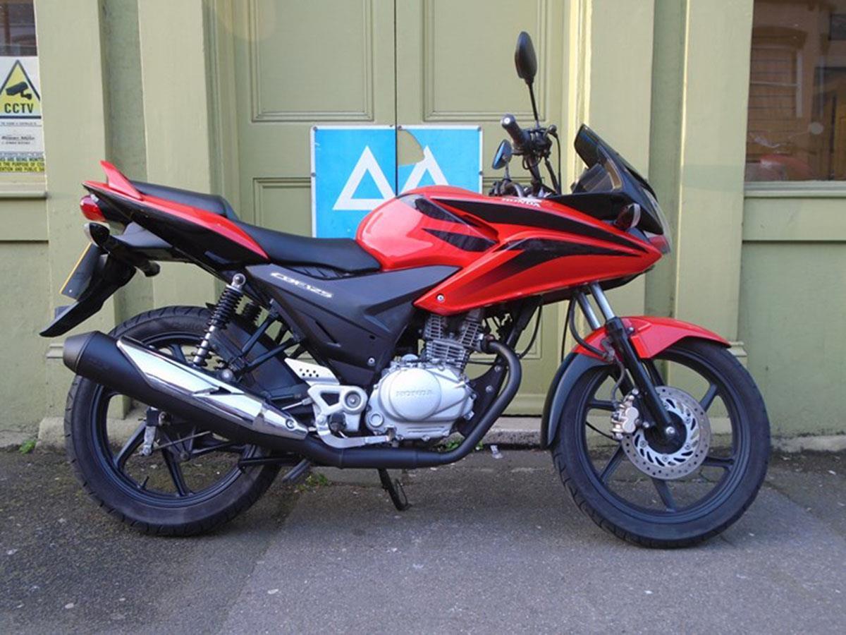 Honda CBF125 for sale