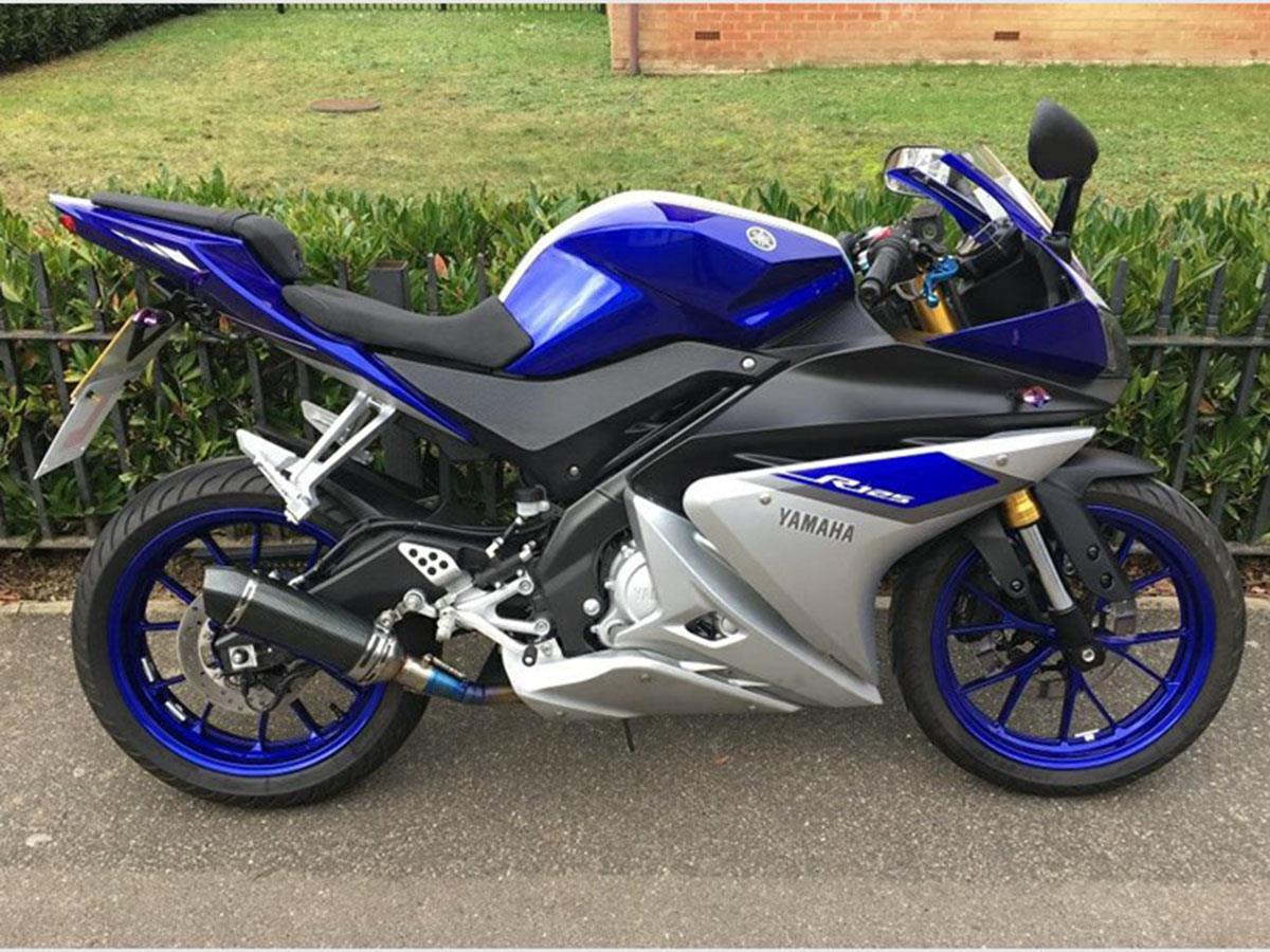 Yamaha YZF-R125 for sale