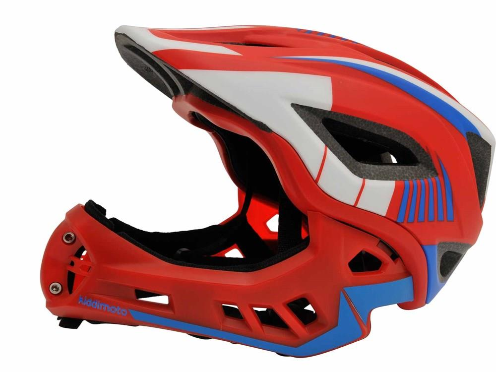 The Kiddimoto Ikon helmet