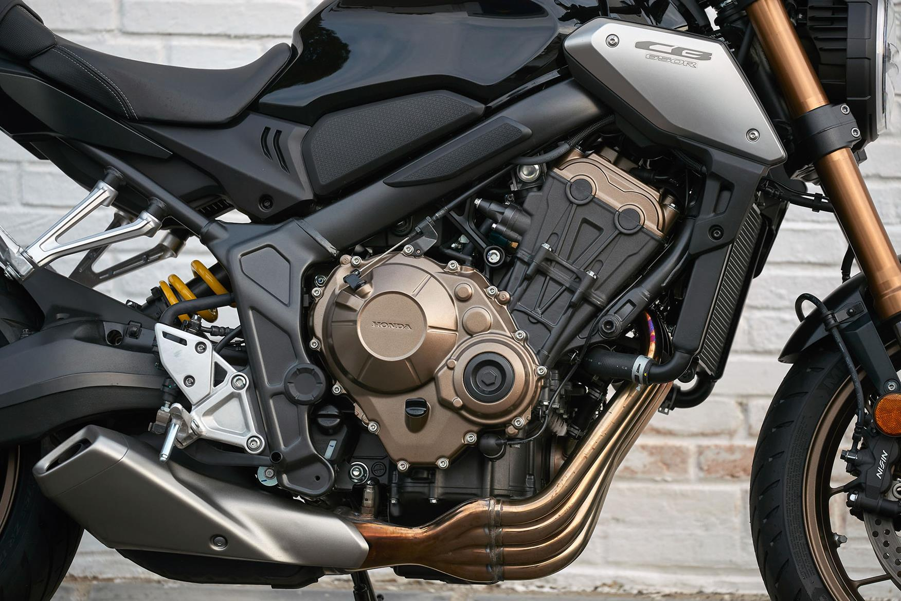 Honda CB650R engine