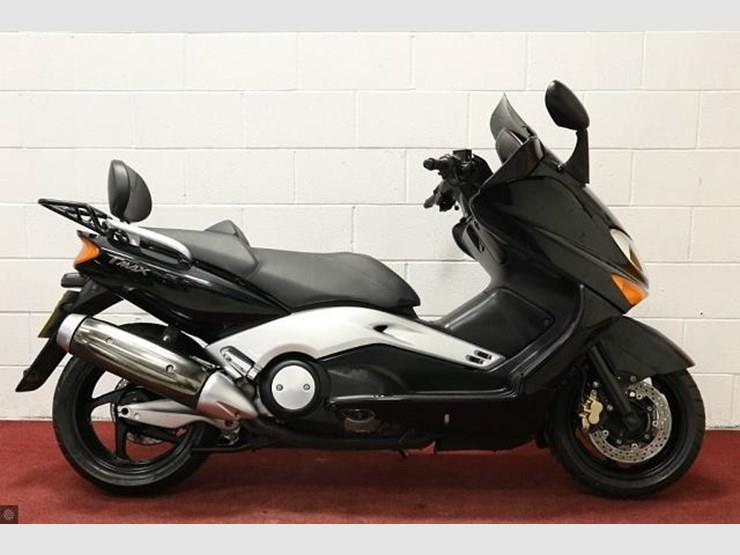 Yamaha TMAX for sale
