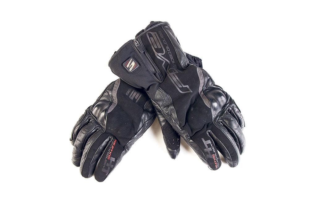 Five HG-1 heated gloves
