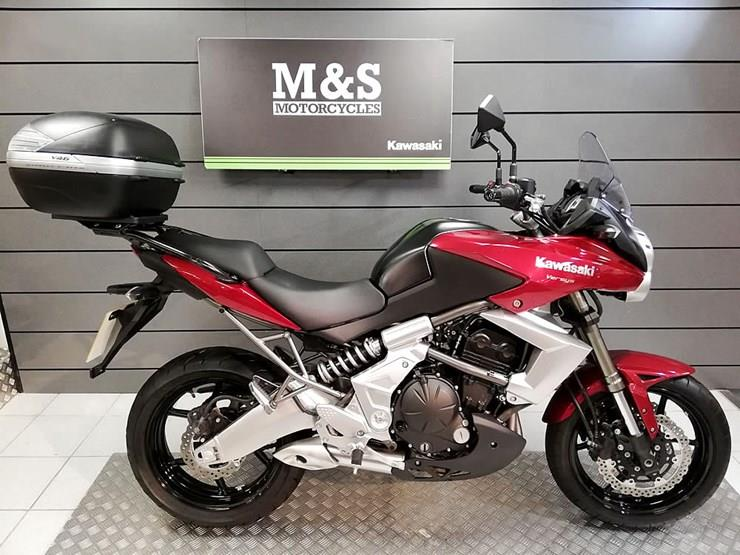 Kawasaki Versys 650 for sale