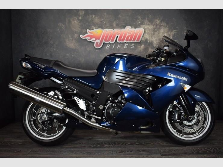 Kawasaki ZZR1400 for sale