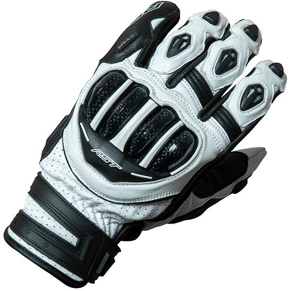 RST Tractech Evo CE short leather gloves