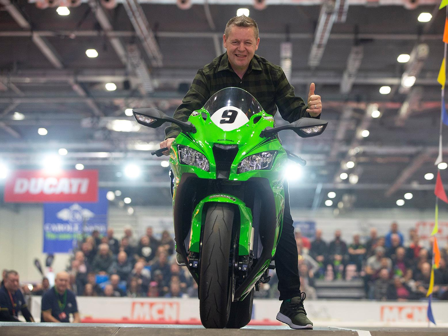 Chris Walker on his new Kawasaki ZX-10RR