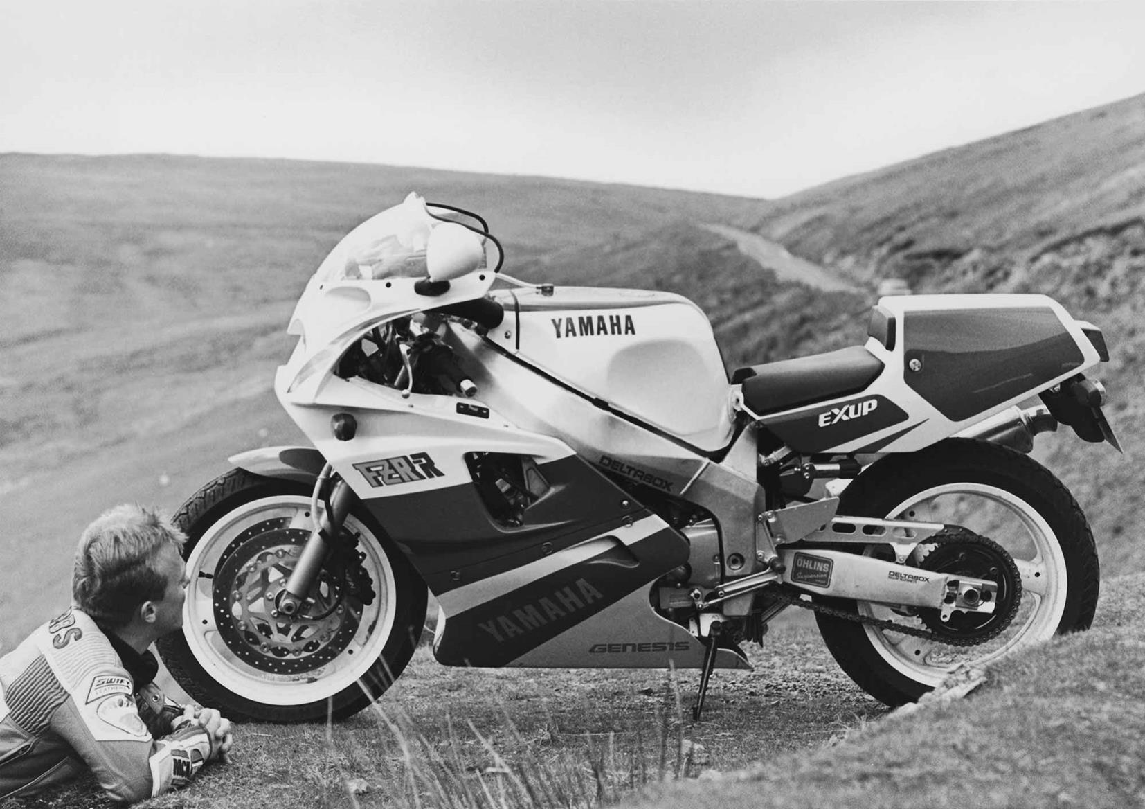 Admiring the Yamaha OW01