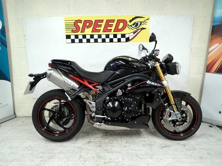 Triumph Speed Triple R for sale