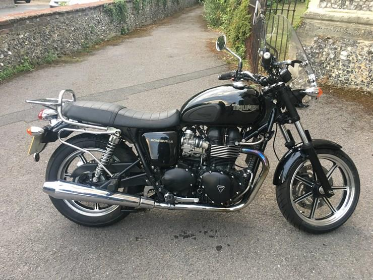 Triumph Bonneville for sale