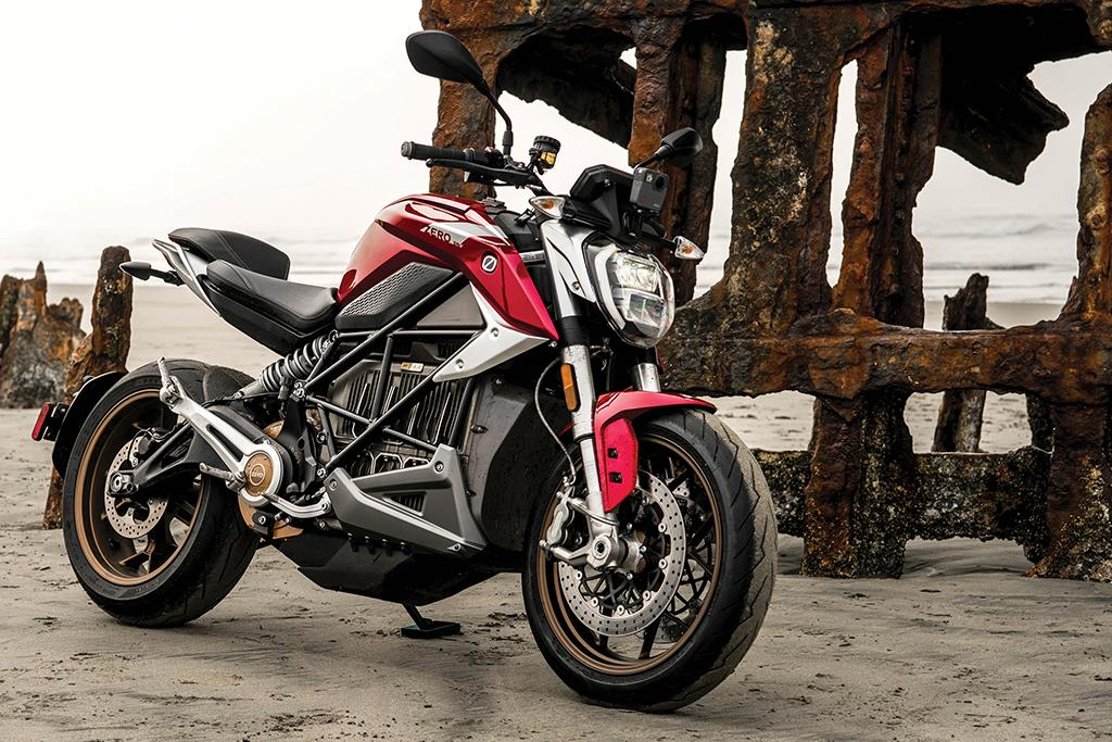 Zero To Tackle Pikes Peak On Sr F Electric Streetfighter